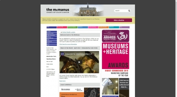 The Mcmanus Dundee\'s Art Gallery & Museum
