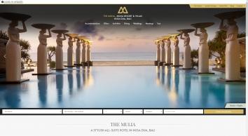 Luxurious All-Suite Resort in Bali | The Mulia, Bali