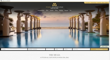 Luxurious All-Suite Resort in Bali   The Mulia, Bali