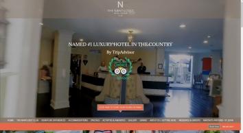 Nantucket Hotels, Resorts - Accommodation   The Nantucket Hotel