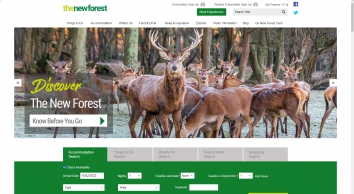 New Forest Self Catering and Holiday Cottages - The New Forest