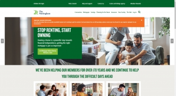 Nottingham Building Society - mortgages, savings, estate agency, insurance & financial planning