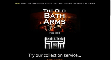 The Old Bath Arms