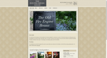 Old Fire Engine House