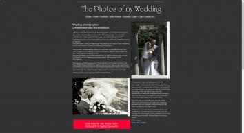 The Photos of my Wedding