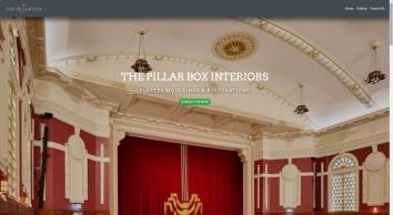 The Pillar Box Interiors