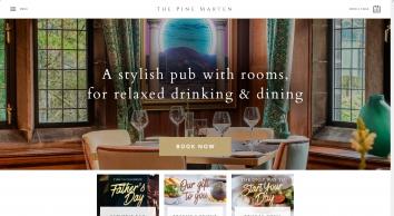 The Pine Marten