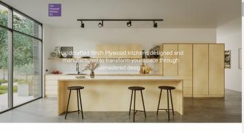 The Plywood Kitchen Company