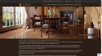 The Prestige Flooring Co - Specialists in Carpets, Wood Flooring and Luxury Vinyl