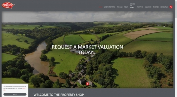 The Property Shop | Estate Agents in Bodmin & Lostwithiel, Cornwall