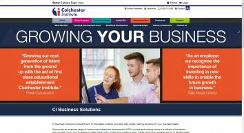 Colchester Institute Course Enquiries