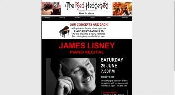 The Red Hedgehog