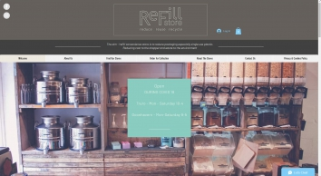 Shopping | The Refill Store | Truro, Cornwall