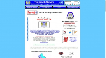 The Security Network - England, United Kingdom