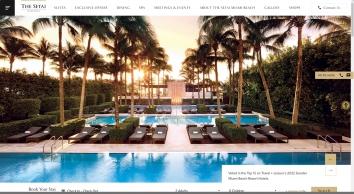Miami Luxury Hotel | The Setai, Miami Beach