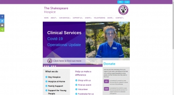 The Shakespeare Hospice Furniture Store