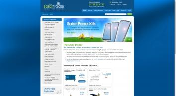 The Solar Trader