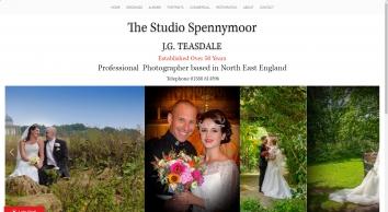 The Studio Spennymoor (J G Teasdale)