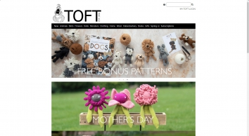 TOFT: British Wool Yarn and Patterns for Knitting and Crochet