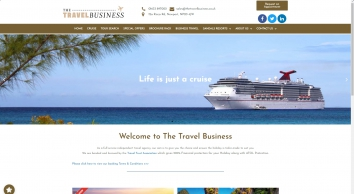 The Travel Business