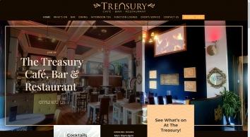 The Treasury Cafe Bar Restaurant