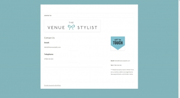 Venue Stylist