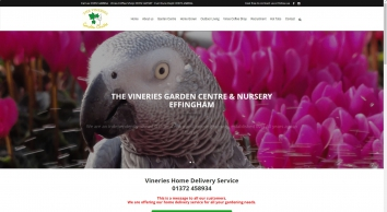 The Vineries Garden Centre