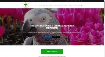 The Vineries Garden Centre