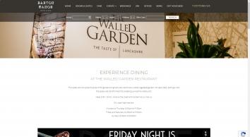 The Walled Garden Bistro Wine Bar