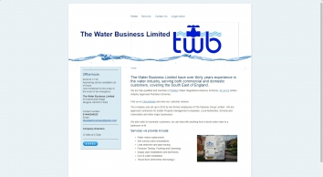 The Water Business Ltd