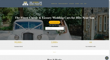 The Wedding Car Hire People