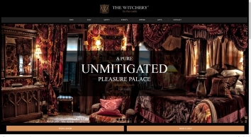 Dining in Edinburgh, Boutique Gothic Hotel | | The Witchery, Edinburgh