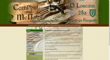 The Woodcarver - Carved and Personalised Breadboards and Kitchenware for Weddings, Anniversaries etc