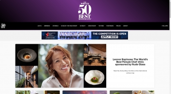 The World\'s 50 Best Restaurants