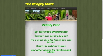The Wragby Maze & Conifer Centre