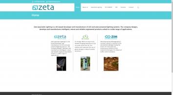 Zeta Specialist Lighting Ltd