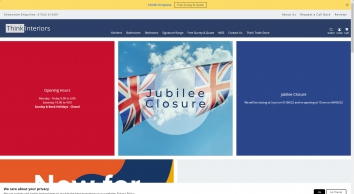 Think Interiors - Fitted Kitchens Bathrooms and Bedrooms in Morecambe and Lancaster
