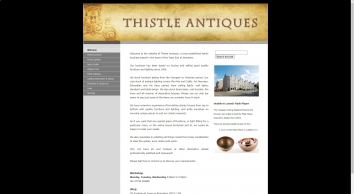 Welcome to Thistle Antiques Aberdeen