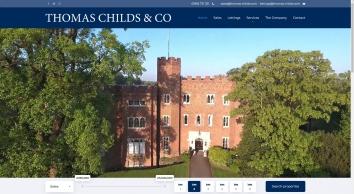 Thomas Childs Co, Hertford