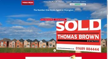 Thomas Brown Estates