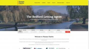 Thomas Charles Estate Agents, Bedford