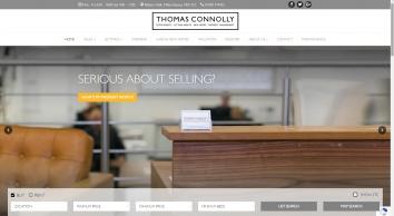 Thomas Connolly Estate Agents, Milton Keynes