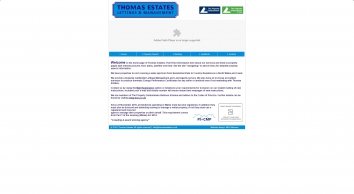 Thomas Estates - Estate & Letting Agent Rhyl/Denbighshire