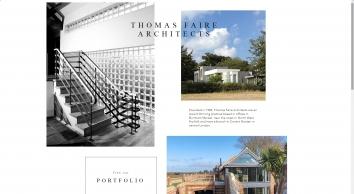 thomasfairearchitects.com