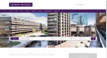 Thomas Michael, City of London
