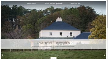 Scottish Architects - Creating More Than Just Plans - Thomas Robinson Architects Glasgow