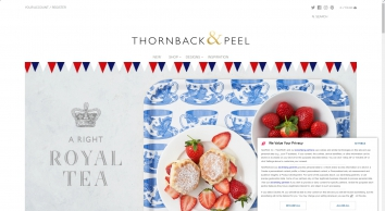 Thornback and Peel