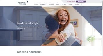 Properties for sale from Thorntons - Perth