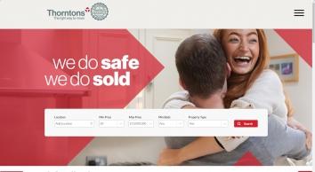 Thorntons Property Services, Kirkcaldy