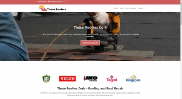 Those Roofers Cork - Roof and Roofing Repair
